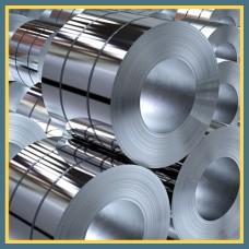 Лента нержавеющая 0,2 мм AISI 304 ГОСТ 4986-79